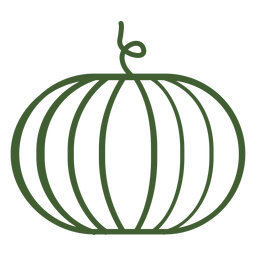 Icono de squash simple