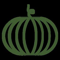 Simple squash icon