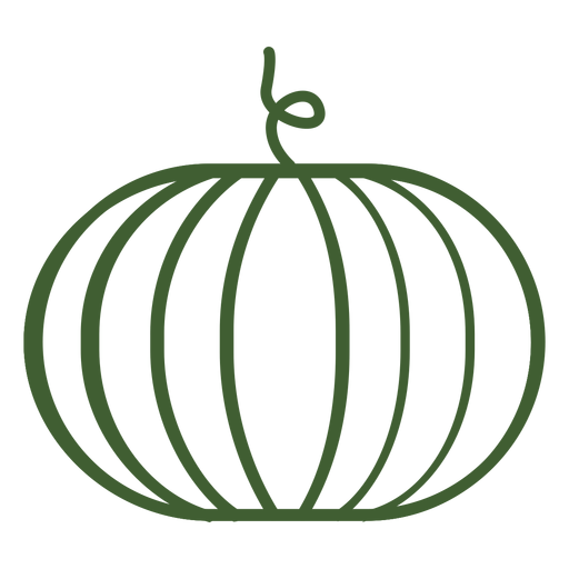 Simple squash icon Transparent PNG