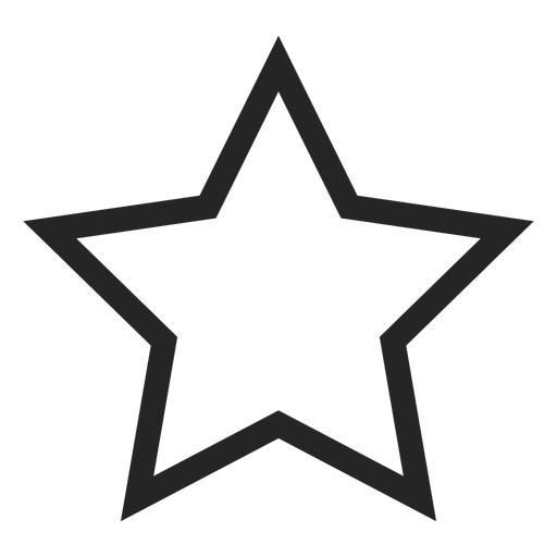 Star cute icon Transparent PNG