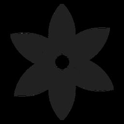 Sternblume-Symbol