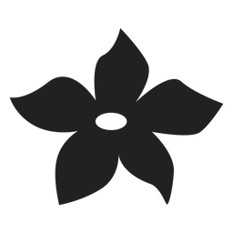 Stephanotis flower vector