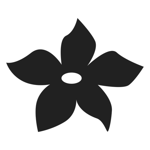 Stephanotis flower vector Transparent PNG