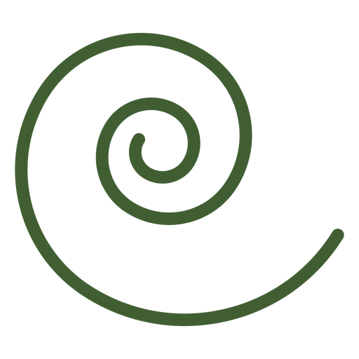 Swirl tornado icon Transparent PNG