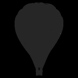 Balões altos de ar quente