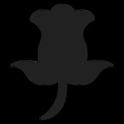 Icono de flor de tulipán