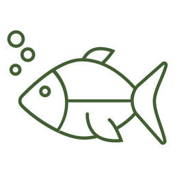 Underwater fish icon