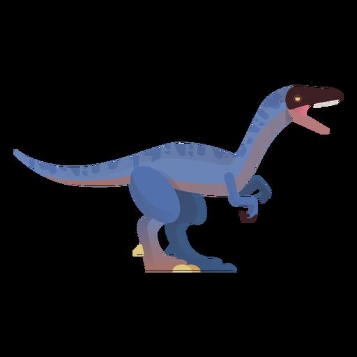 Velociraptor dinosaur vector Transparent PNG