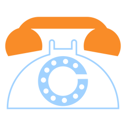 Vintage Telefonleitung Stilikone