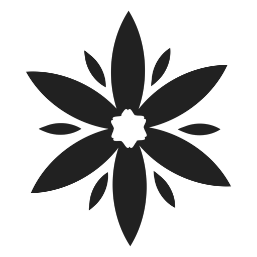 Wild cocumber flower vector Transparent PNG