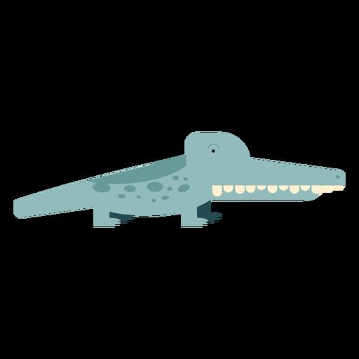 Aligator crocodile illustration