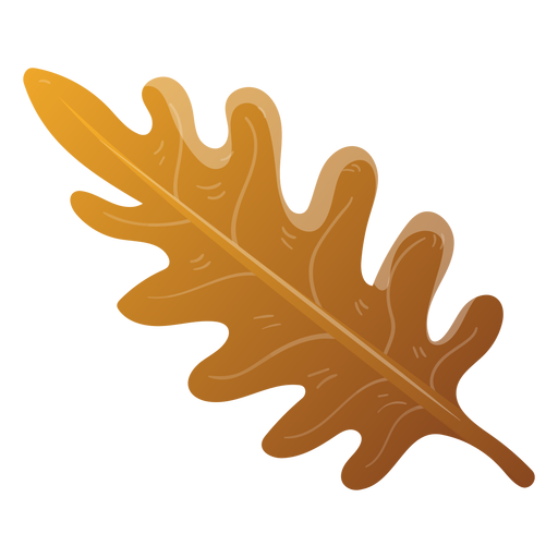 Autumn tree leaf illustration Transparent PNG