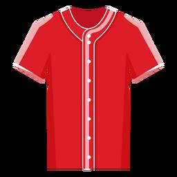 Icono de jersey de béisbol Icono de béisbol