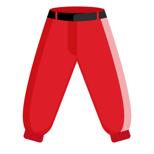 Baseball pants icon Transparent PNG