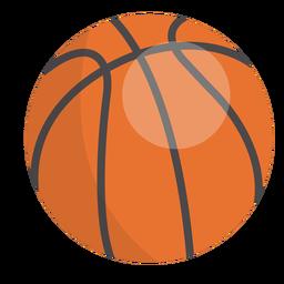 Basketball-Ball-Symbol