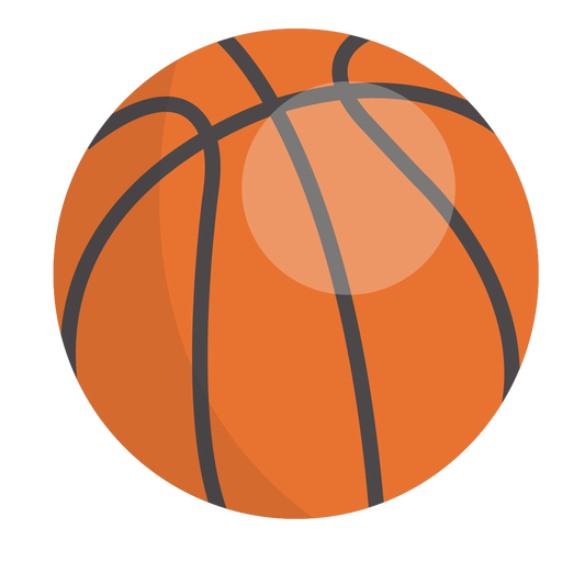 Basketball ball icon Transparent PNG