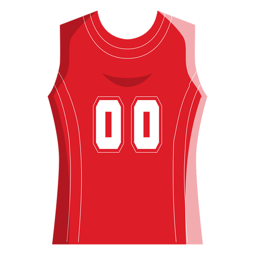 Basketball jersey icon Transparent PNG