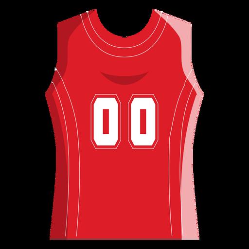 Icono de camiseta de baloncesto Transparent PNG