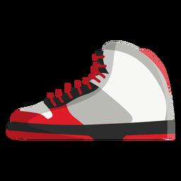 Icono de zapato de baloncesto