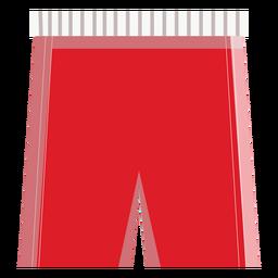 Ícone de calções de basquete