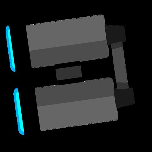 Íconos de binoculares iconos de viaje Transparent PNG