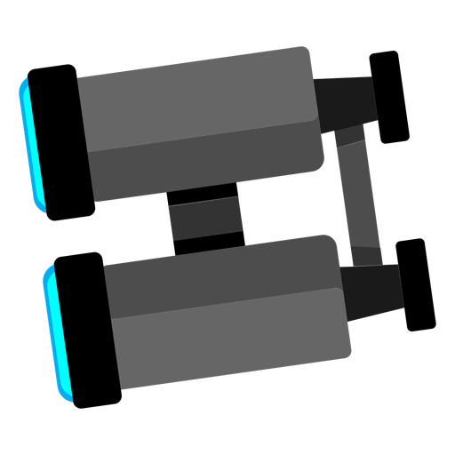 Binoculars icon travel icons