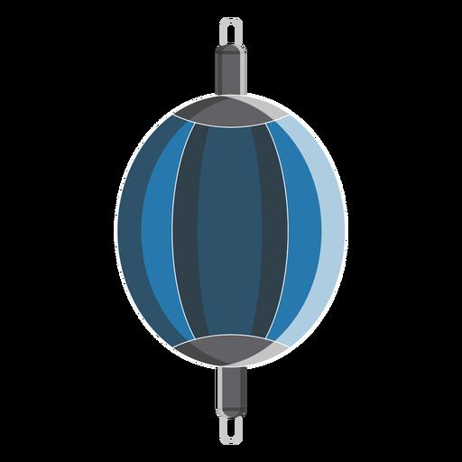 Icono de doble bolsa de boxeo Transparent PNG