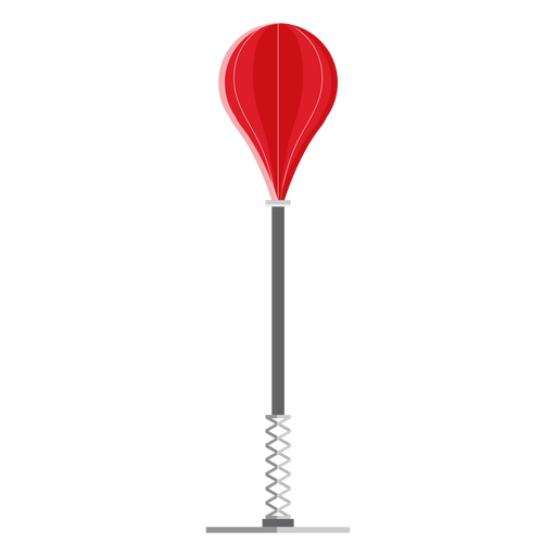 Ícone de saco de velocidade autônomo de boxe Transparent PNG