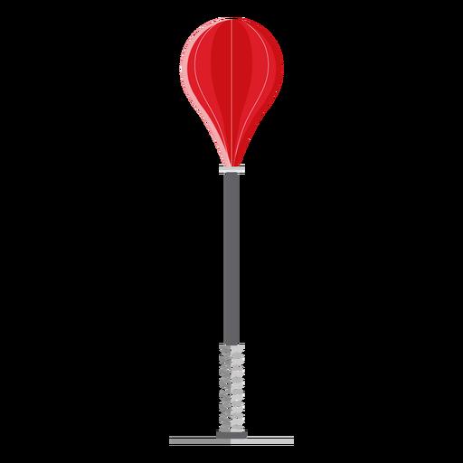 Icono de bolsa de velocidad independiente de boxeo Transparent PNG