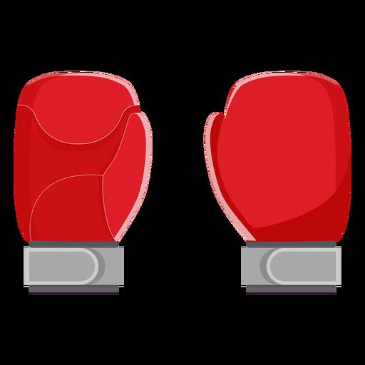 Luvas de boxe ícone de elementos de boxe Transparent PNG