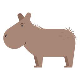 Capibara illustration