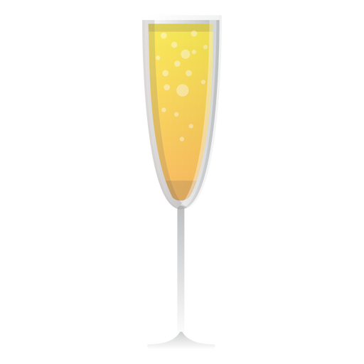 Champagne glass icon Transparent PNG
