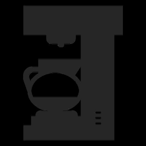Coffee maker flat icon