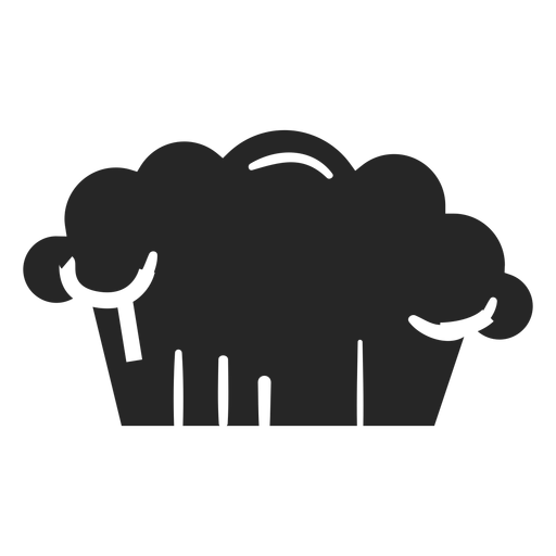 Cooking hat flat icon Transparent PNG