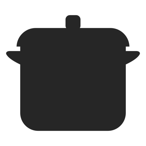 Cooking pot flat icon Transparent PNG