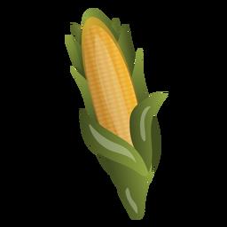 Ilustración de maíz