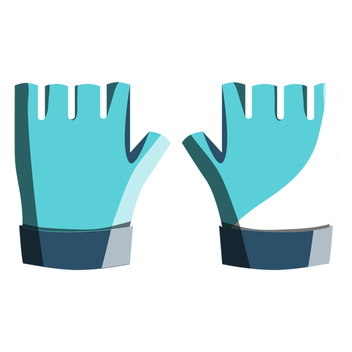 Cycling gloves icon Transparent PNG