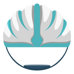Fahrradhelm-Symbol