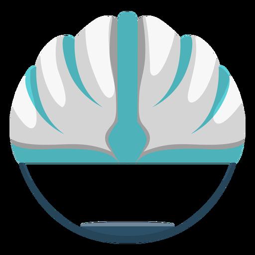 Ícone de capacete de ciclismo Transparent PNG