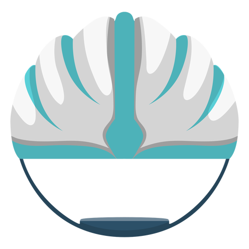 Cycling helmet icon Transparent PNG