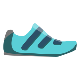 Cycling shoe icon