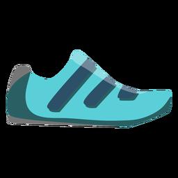Icono de zapato de ciclismo