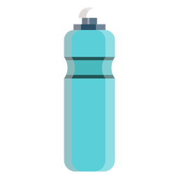 Radfahren-Wasserflaschen-Symbol