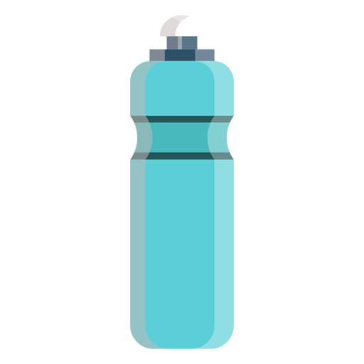 Cycling water bottle icon Transparent PNG