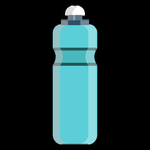 Icono de botella de agua de ciclismo