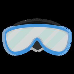 Ícone de máscara de mergulho