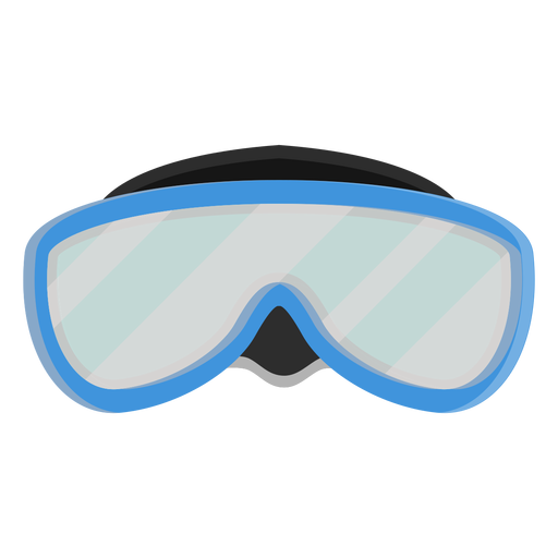 Diving mask icon Transparent PNG