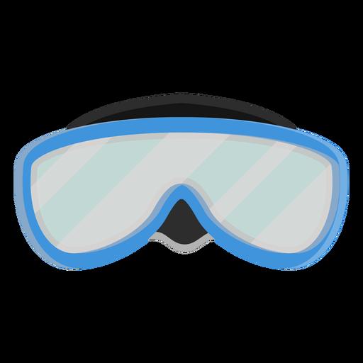 Icono de máscara de buceo Transparent PNG