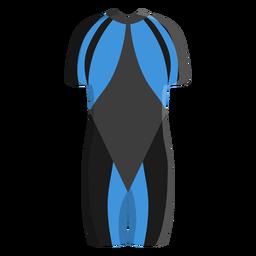 Ícone de fato de mergulho