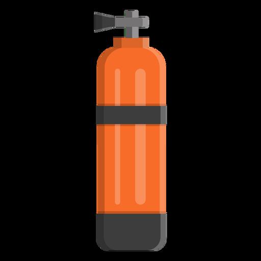 Ícone do tanque de mergulho Transparent PNG